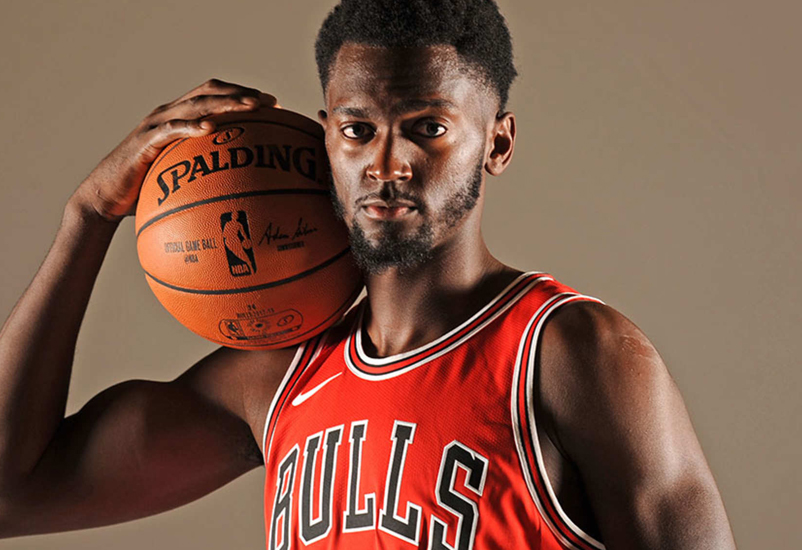 Bobby Portis - NBA Player & Former Arksas Basketball Player