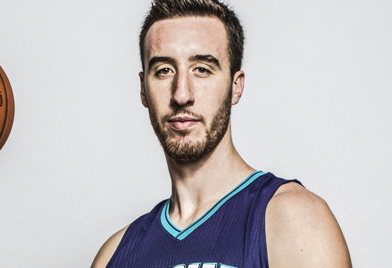 Frank Kaminsky III - NBA Player & Former Wisconsin Badgers Basketball Great