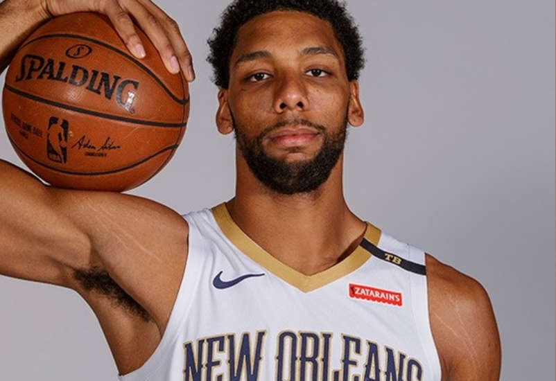 Jahlil Okafor - NBA Player for the New Orleans Pelicans