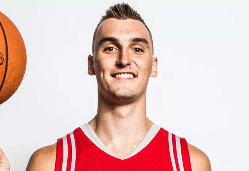 Sam Dekker - NBA Player & Former Wisconsin Basketball Great